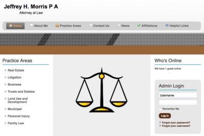 Jeffrey Morris Law
